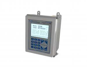 Electronic controller used for continuous product weighing and dynamic weighing systems with added Digital and Analogue I/O, PID and Inlet Chute control