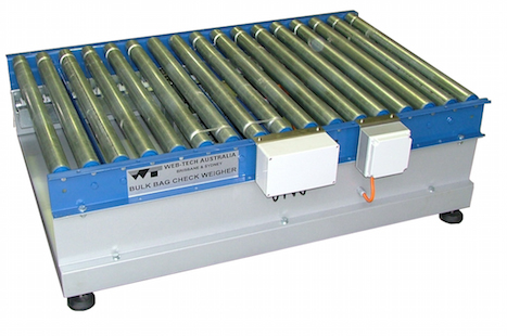 Weigh Platform for conveyor check weigher